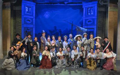 Il conte Tacchia debutta al Teatro Sistina!