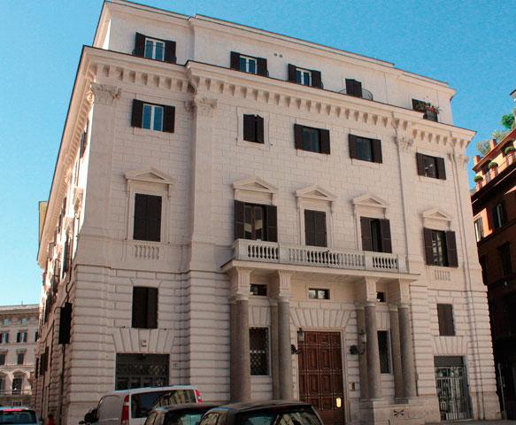 Palazzo Bennicelli Spada